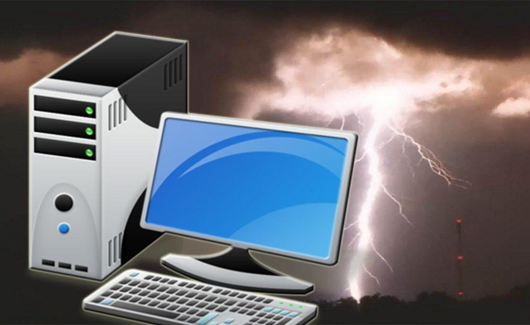 El mal tiempo es una preocupación? Mira cómo este simple dispositivo de protección de energía puede ayudarte